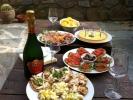 everyday a champagneday in villa dolceacqua