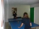Ping pong voor de kids en volwassenen