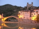 Dolceacqua by night