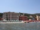 Lagueglia , de Riviera zolas in de jaren '60