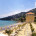 have a look at www.villaevahotels.com !!  Between Ventimiglia en Menton in France. 15 minutes drive , sandy beach and swimming pool and … ….  beach parasols with remote control.