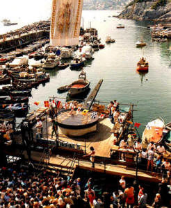 La Sagra del Pesce, the unmissable event in Camogli